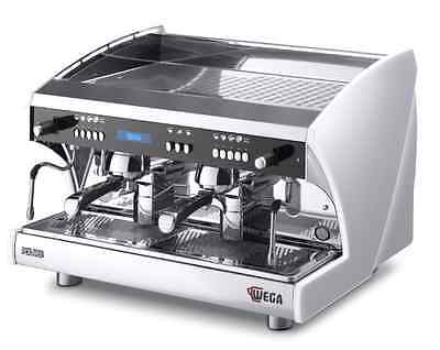 2 Group Automatic Commercial Espresso Machine