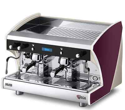 2 Group Commercial Espresso Machine