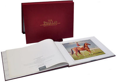 The Phar Lap Collection Album Book Horse Racing Red Terror Collectors Item