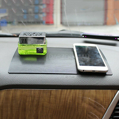 Car Dashboard Sticky Pad Non-slip Car Magic Anti-Slip Mat Holder For Smartphones