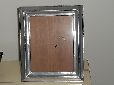 HOLLAND BOONE  PEWTER PICTURE FRAME 12 x 10