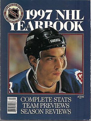 1997 NHL Yearbook