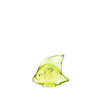 Lalique Anise Green Fish
