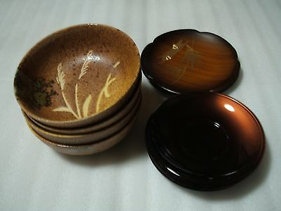 Lot of Japanese small plates  11 pcs  from Japan