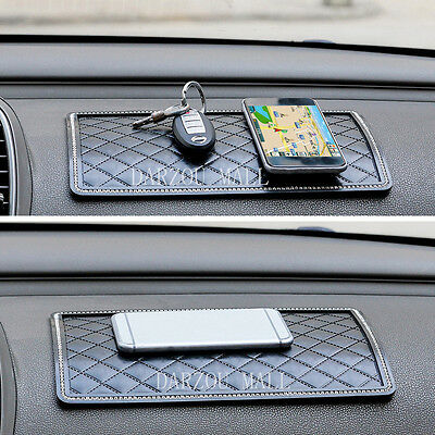 Car Anti-slip Non-slip Magic Sticky Pad For Mobile Phone Holder Mat with Diamond