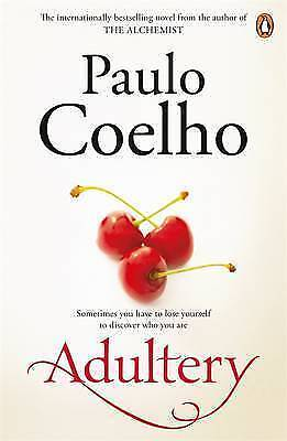 NEW Adultery by Paulo Coelho Paperback Book Free Shipping