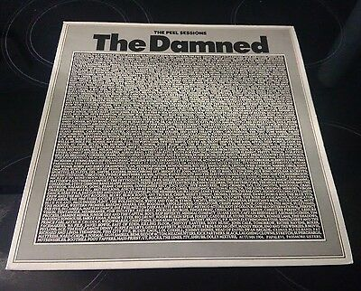 The Damned - The Peel Sessions. Punk.