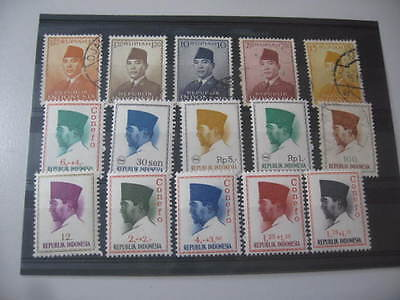 Lot Timbre Indonesie Indonesia 02
