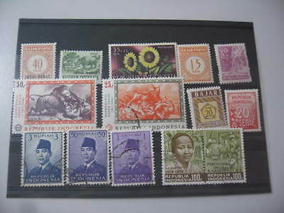 Lot Timbre Indonesie Indonesia 03