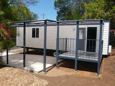 1 or 2 Bedroom, Granny Flat, Tiny House, Towable, Mobile, Relocatable Home.