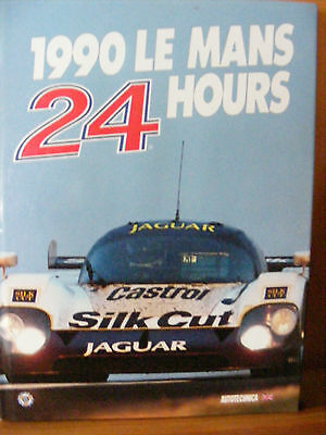 LE MANS 24 HOUR ANNUAL 1990 (new condition)