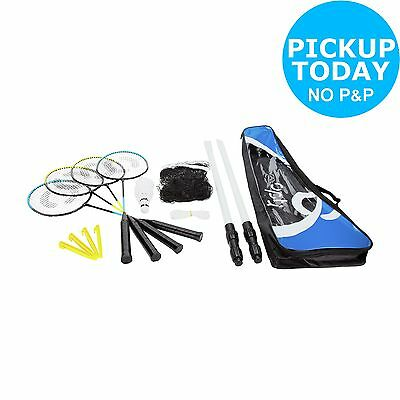 Opti 4 Person Badminton Set From the Official Argos Shop on ebay