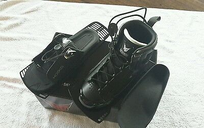 HO water ski bindings