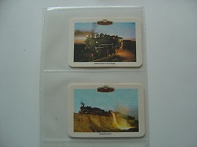 Set of Wills Castella 'In Search of Steam-Beer Mats'.