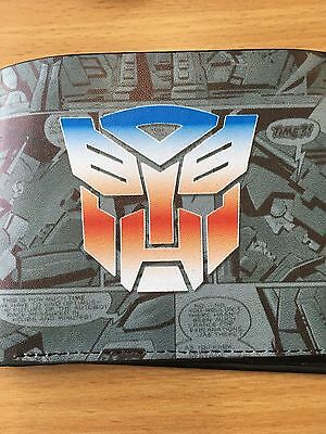 Transformers wallet - Hachette Transformers G1 comic collection subscriber gift