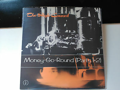 Single The Style Council - Money´-Go-Round (Parts 1 + 2) - Polydor Uk 1983 Vg+