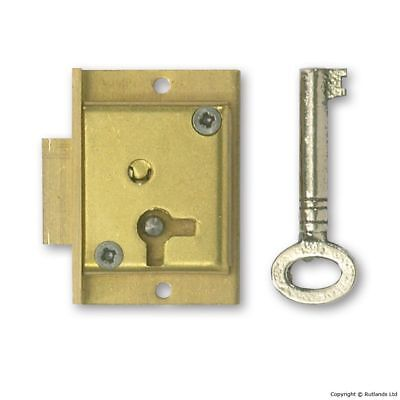 Cut Cupboard Locks - Left Handed