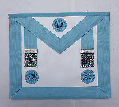 Masonic MM craft aprons  - LAMBSKIN leather - BEST QUALITY APRON AVAILABLE