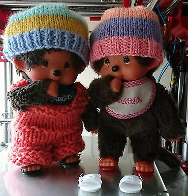 Sandals for 20cm Monchhichi