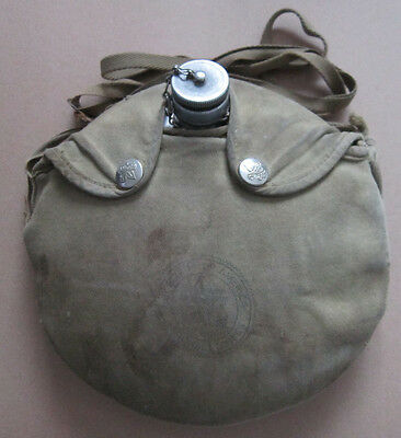 BSA Canteen With Cover & Strap Boy Scouts Scouting