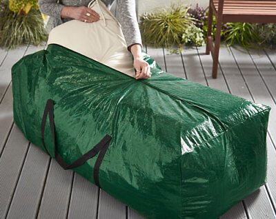 Garden Cushion Store Storage Bag Protector Chair Furniture Bench Seat Cushions