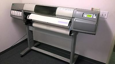 hp designjet printer 5000 42 in