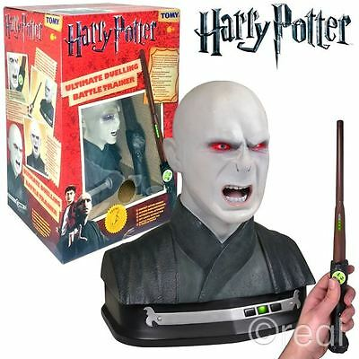 Harry Potter Ultimate Duell Kampf Trainer Lord Voldemort & Zauberstab Offiziell