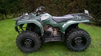 Yamaha Grizzly 350 4x4 Quad Bike Road Registered Year 2013