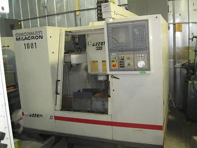 3 Cincinnati Arrow CNC mills.  Parts machines.  No reserve.  3 for 1 price.