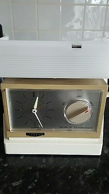 vintage goblin teasmade model 844B working order