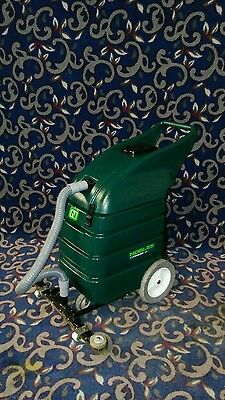 Tennant Nobles wet vac with floor mount squeegee