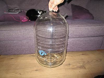 New Large Glass Pyrex Fullwood Jar Bottle From Dairy 32156 Great Display Piece