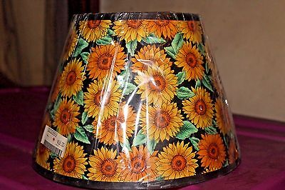 """A Homestead Shoppe  Lamp Shade  10"""" Floral  new"""