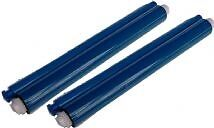 2 X Compatible Fax Rolls For Panasonic Kx-Fp205 Fp206