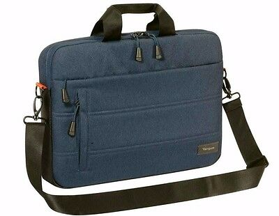 Targus Slim 15.6 inch Laptop Macbook Bag Carry Case Notebook