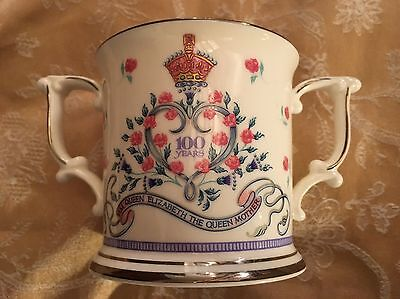 Queen Mother 100th Birthday Loving Cup Royal Collection