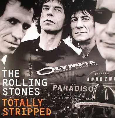 ROLLING STONES, The - Totally Stripped - Vinyl (trifold 2xLP + DVD)