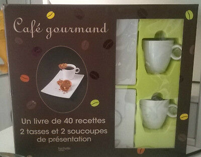 Set Café Gourmand Hachette