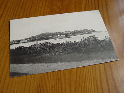 TOP257 - Postcard - Near View, Fort Frederick, Triacomalie, Ceylon
