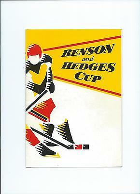 94/95  Romford Raiders v Sheffield Steelers  B and H Cup