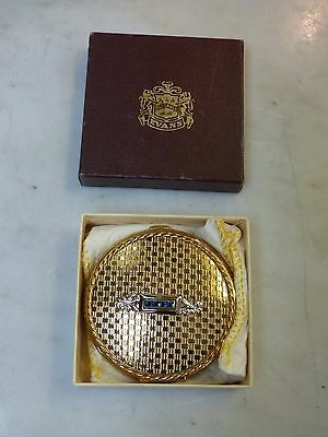 ( Brand New Old Stock !! ) Vintage Evans Compact Makeup Mirror Look $49.00 O.b.o