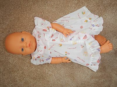 """15"""" Falca Baby girl Doll for Play or Reborn"""