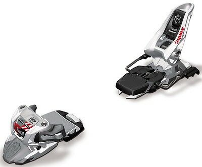 Marker Squire 11 Ski Bindings, 110mm, White/Anthracite