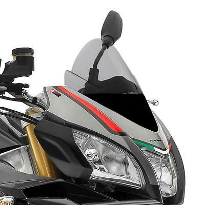 PUIG Smoked/Tinted Racing Screen: APRILIA TUONO V4RR/FACTORY 2015-2017 (7615H)