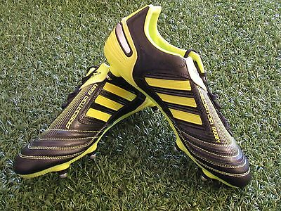 NEW Adidas Predator X Rugby/Football Boots Size 8 Very Rare Must See! (15)