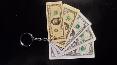 U.S. Currency Key Chain