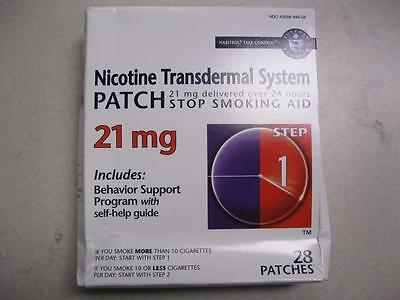 Habitrol Nicotine Transdermal System Patch Step 1 28 Patches