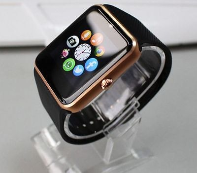 Montre connectée 2017 SmartWatch GT08 bluetooth iOS/Android (GOLD) FRANCE