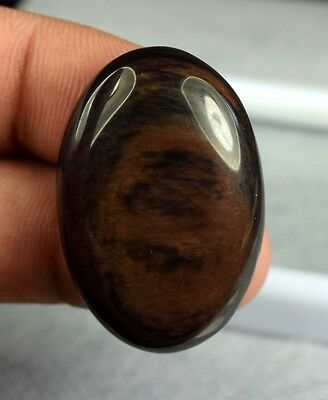 Beautiful ! 48.15 Cts. 100 % Natural Star Obsidian Oval Cab Loose Gemstones