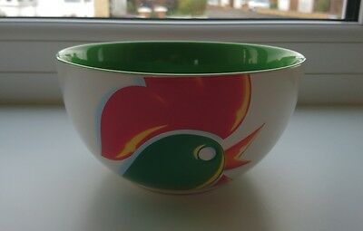 **official Kellogg's Cornflakes Cereal Bowl**